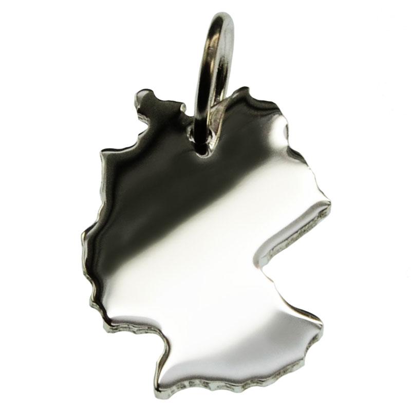 Silber Anhänger Deutschland - 1190