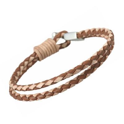 Armband Leder mit Gravur - 0953