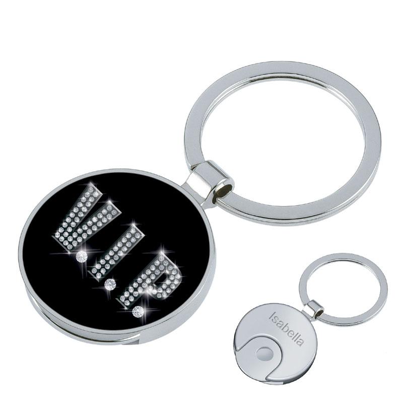 Schlüsselanhänger VIP mit Gravur 1183